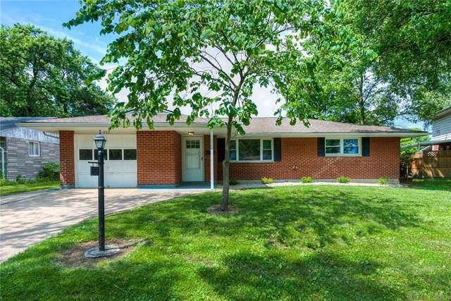 490 W Market Street, Springboro, OH 45066 (MLS #842269) :: The Gene Group
