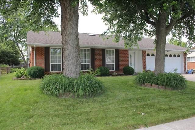 5360 Longford Road, Huber Heights, OH 45424 (MLS #842291) :: The Gene Group