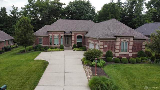 4017 Sable Ridge Drive, Bellbrook, OH 45305 (MLS #842364) :: The Westheimer Group