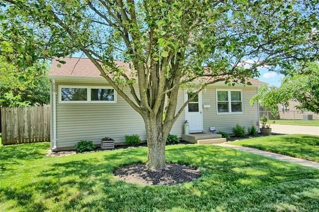 603 Flintridge Drive, Fairborn, OH 45324 (MLS #842390) :: The Gene Group