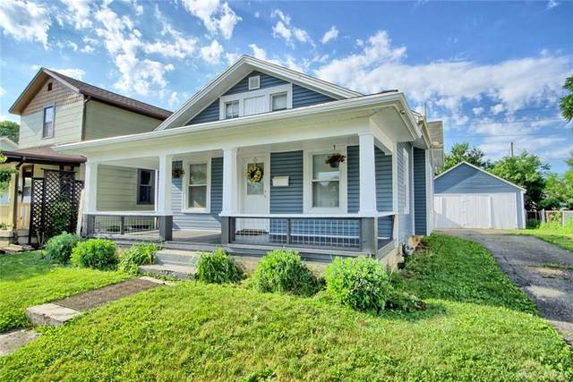 536 South Street, Fairborn, OH 45324 (MLS #842413) :: The Gene Group