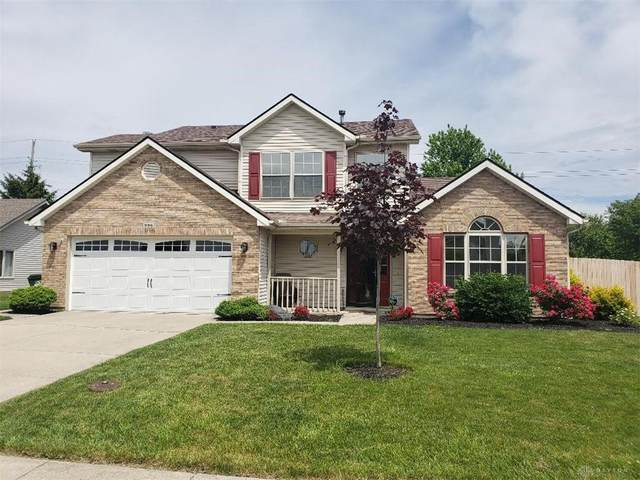 996 Meadow Thrush Drive, Englewood, OH 45315 (MLS #842435) :: The Gene Group