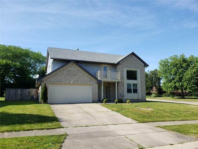 6950 Deer Bluff Drive, Huber Heights, OH 45424 (MLS #842482) :: The Gene Group