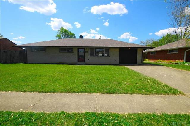 4440 Mozart Avenue, Huber Heights, OH 45424 (MLS #842535) :: The Gene Group