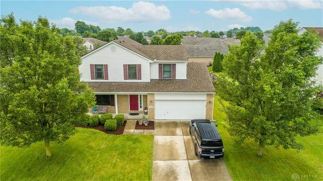 3012 Clearstream Way, Englewood, OH 45315 (MLS #842545) :: The Gene Group