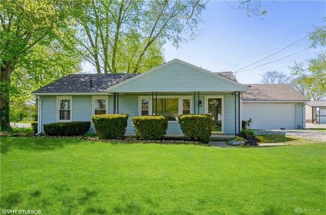 6469 Springfield Xenia Road, Mad River Township, OH 45502 (MLS #842586) :: The Gene Group