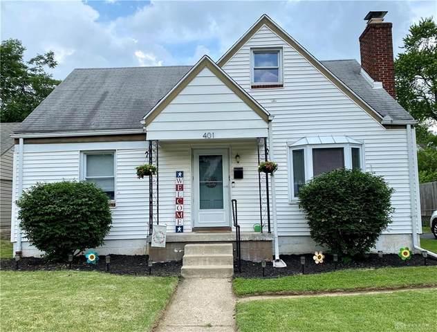 401 Dawnview Avenue, Dayton, OH 45431 (MLS #842611) :: The Gene Group