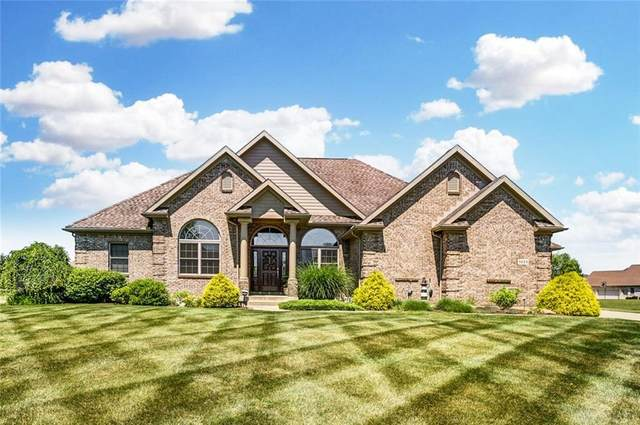 1025 Rosewood Creek Drive, Troy, OH 45373 (MLS #842629) :: The Gene Group