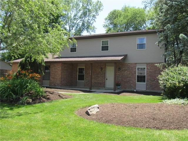 410 Rankin Drive, Englewood, OH 45322 (MLS #842641) :: The Gene Group