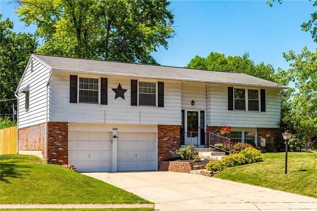4995 Sweetleaf Drive, Riverside, OH 45424 (MLS #842644) :: The Swick Real Estate Group