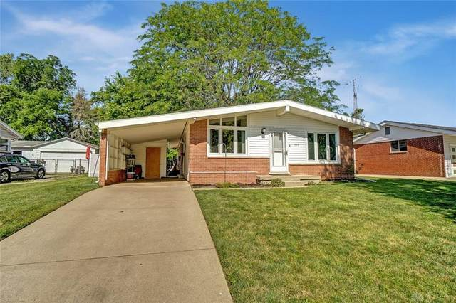 3513 Pobst Drive, Kettering, OH 45420 (MLS #842657) :: The Gene Group