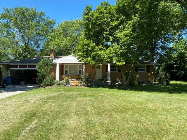 7275 Mckenna Place, Englewood, OH 45322 (MLS #842666) :: The Gene Group