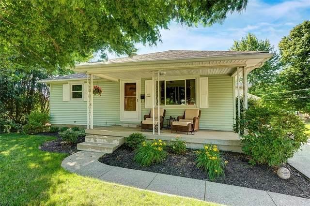 1624 Berwin Avenue, Kettering, OH 45429 (MLS #842679) :: The Gene Group