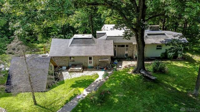 9269 Old National Road, New Paris, OH 45347 (MLS #842690) :: The Gene Group