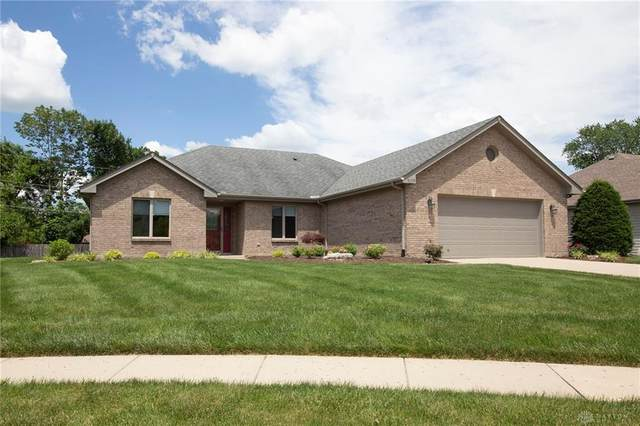 9159 Heather Drive, Centerville, OH 45458 (MLS #842718) :: The Gene Group