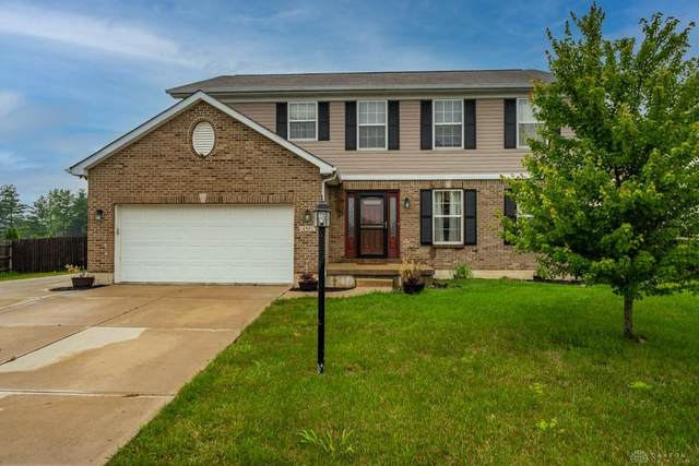 4551 Keeneland Court, Huber Heights, OH 45424 (MLS #842729) :: The Gene Group