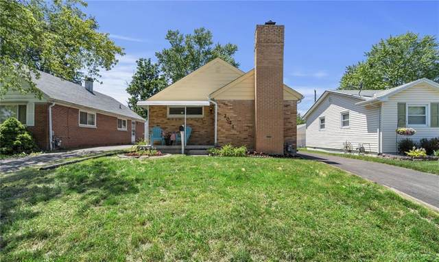 2021 Courtland Avenue, Kettering, OH 45420 (MLS #842737) :: The Gene Group