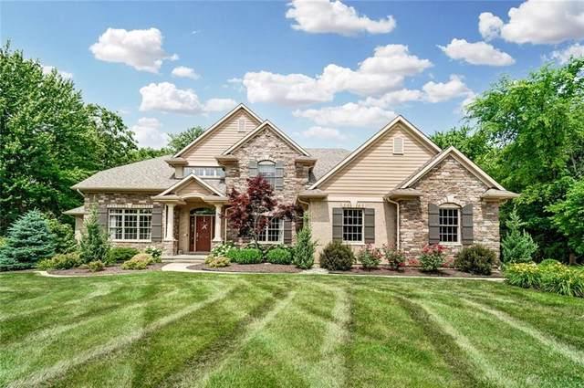 7633 Stone Ridge Drive, Springboro, OH 45066 (MLS #842738) :: The Westheimer Group