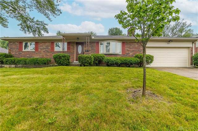 1012 Wenbrook Drive, Kettering, OH 45429 (MLS #842767) :: The Gene Group