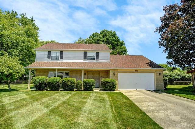 4503 Colby Way, Englewood, OH 45322 (MLS #842789) :: The Gene Group