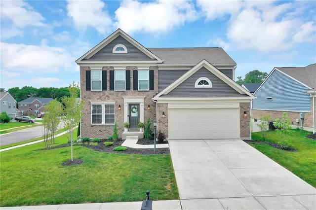 105 Sweetgum Lane, Springboro, OH 45066 (MLS #842813) :: The Gene Group