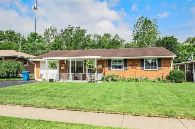 1321 Falke Drive, Dayton, OH 45432 (MLS #842868) :: Bella Realty Group