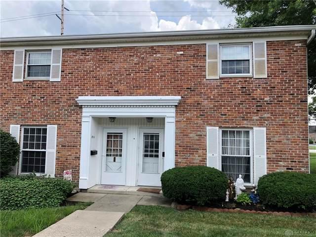 851 Clareridge Lane, Centerville, OH 45458 (MLS #842899) :: The Westheimer Group