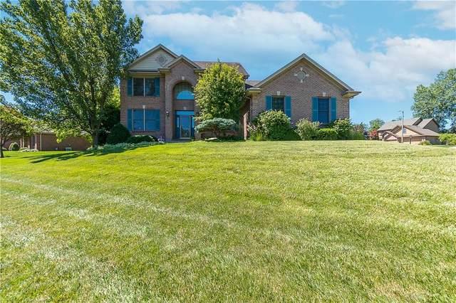 2324 Upper Trent Way, Vandalia, OH 45377 (MLS #842956) :: The Swick Real Estate Group
