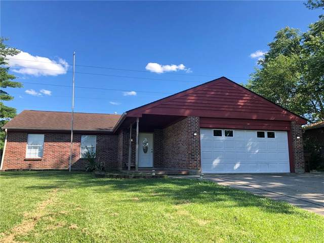 241 Purcell Drive, Xenia, OH 45385 (MLS #842972) :: The Swick Real Estate Group