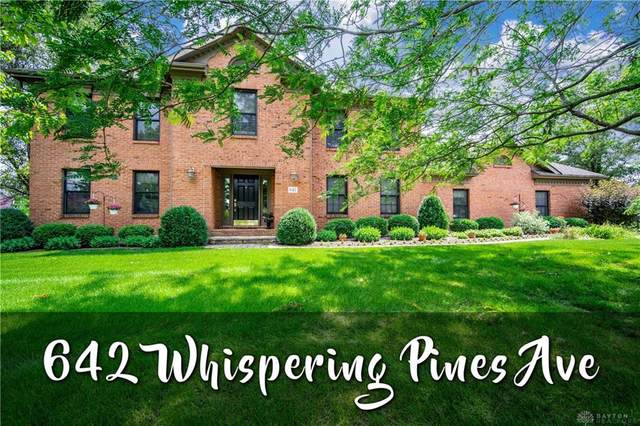 642 Whispering Pines Avenue, Tipp City, OH 45371 (MLS #842999) :: The Swick Real Estate Group