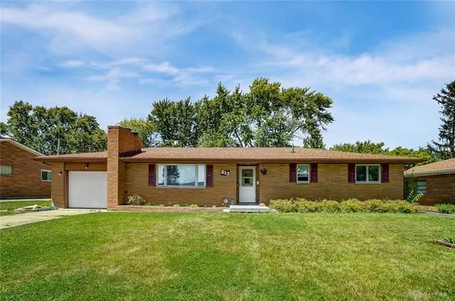 213 Scott Avenue, Vandalia, OH 45377 (MLS #843081) :: The Swick Real Estate Group
