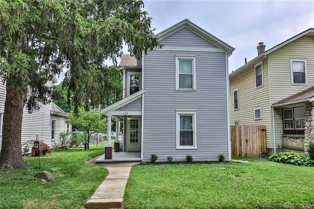 112 Rusby Avenue, West Carrollton, OH 45449 (MLS #843445) :: The Westheimer Group
