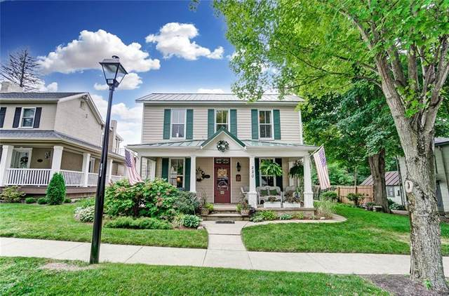 220 S Main Street, Springboro, OH 45066 (MLS #843623) :: The Westheimer Group