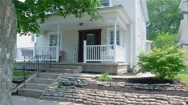 423 E 4th Street, Greenville, OH 45331 (MLS #843899) :: The Westheimer Group