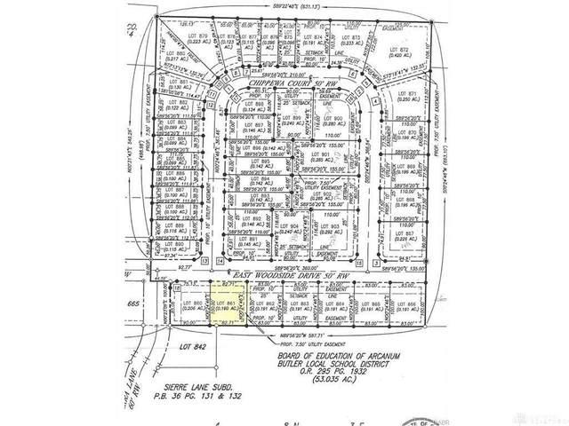 104 E Woodside Drive, Arcanum, OH 45304 (MLS #843967) :: The Westheimer Group
