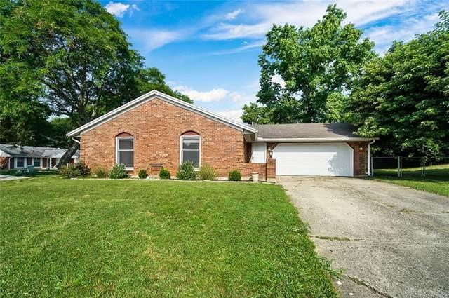 300 Whispering Pines Street, Springboro, OH 45066 (MLS #844060) :: The Westheimer Group