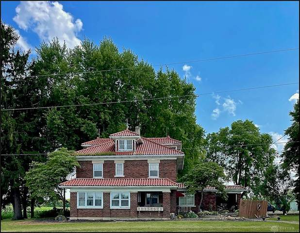 4035 State Route 502, Greenville, OH 45331 (MLS #844119) :: The Westheimer Group