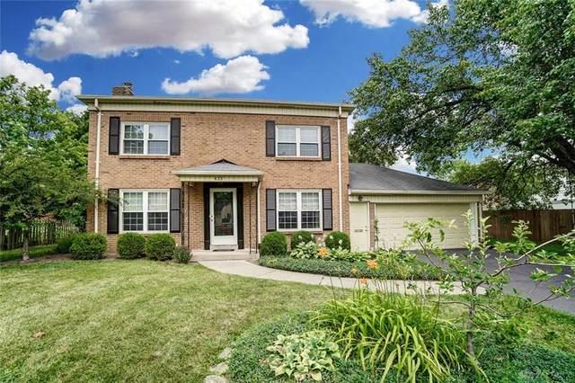 433 Avon Way, Kettering, OH 45429 (MLS #844195) :: Bella Realty Group