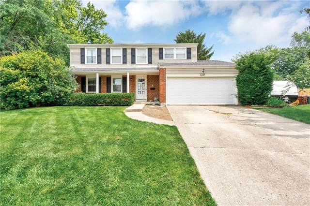 1009 Terracewood Drive, Englewood, OH 45322 (MLS #844211) :: The Westheimer Group