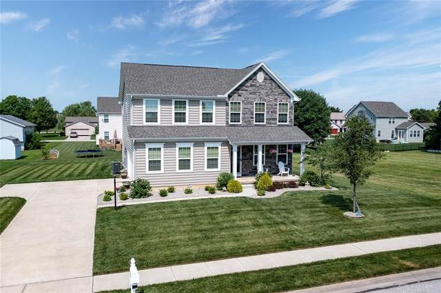 123 Irongate Drive, Union, OH 45322 (MLS #844252) :: The Westheimer Group