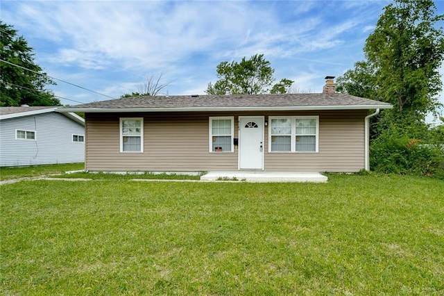 5163 Osceola Drive, Trotwood, OH 45417 (MLS #844281) :: Bella Realty Group