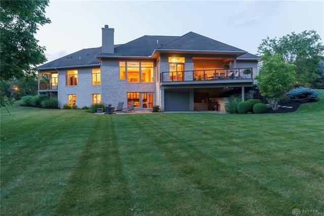 7343 Spring Glen Circle, Butler Township, OH 45414 (MLS #844335) :: The Swick Real Estate Group