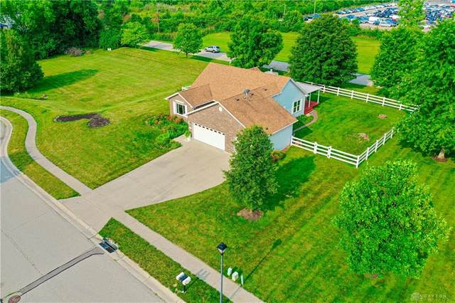 35 Green Knoll Drive, Franklin, OH 45005 (MLS #844336) :: The Westheimer Group