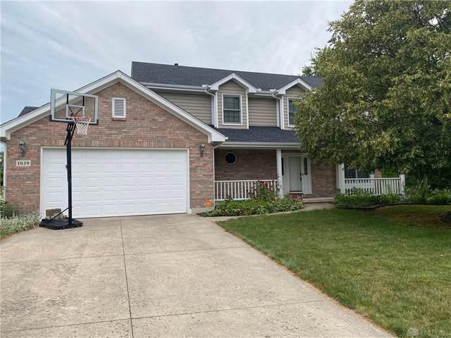 1039 Lancaster Lane, Tipp City, OH 45371 (MLS #844342) :: The Swick Real Estate Group