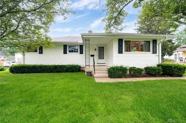1316 Berwin Avenue, Kettering, OH 45429 (MLS #844366) :: The Swick Real Estate Group