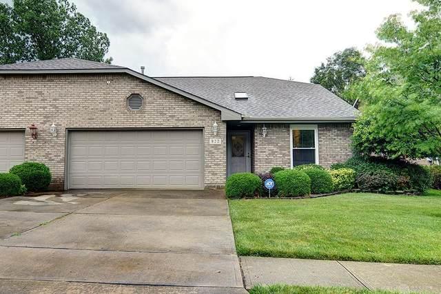 822 Waldsmith Way, Vandalia, OH 45377 (MLS #844489) :: The Swick Real Estate Group