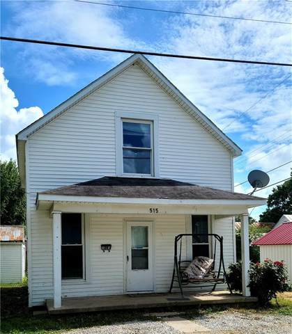515 12th, Greenville, OH 45331 (MLS #844545) :: The Westheimer Group