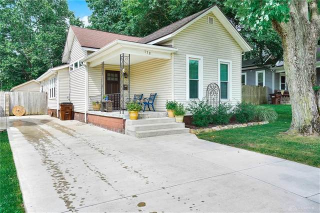 118 Hill Street, Xenia, OH 45385 (MLS #844546) :: The Westheimer Group
