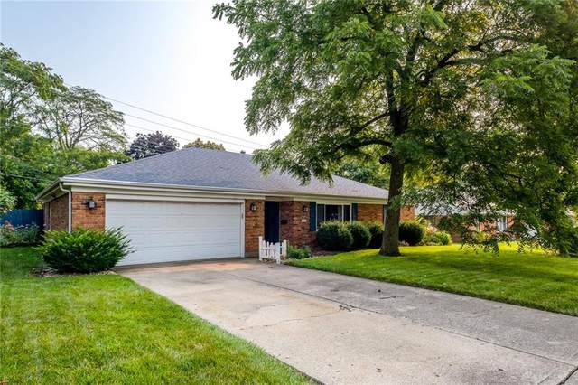 931 Lincoln Park Boulevard, Kettering, OH 45429 (MLS #844574) :: The Westheimer Group