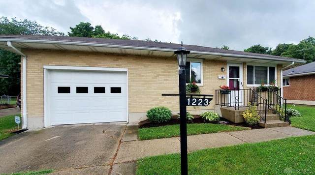 1223 Montego Drive, Moorefield Twp, OH 45503 (MLS #844587) :: The Gene Group